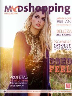 MVD Shopping Magazine #13 ya está disponible en Comprador Frecuente y en la App Store!
