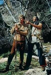 Daniel Boone/ photo clayton bud gray mptv