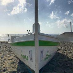 La #barca #marea