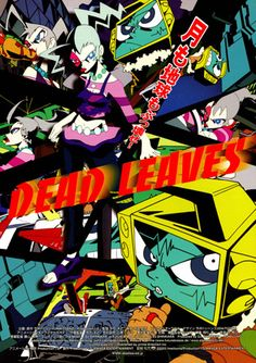 dead leaves anime - Поиск в Google