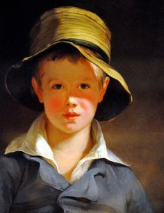 Thomas Sully - The Torn Hat, 1820 at Boston Museum of Fine Arts