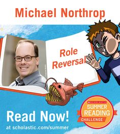 The eleventh summer story is live on the Summer Reading Challenge website! Click through to read Role Reversal by Michael Northrop. scholastic.com/summer #summerreading