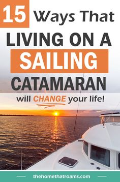When we started looking at catamaran living, I quickly learned there are challenges. Things like water conservation, provisioning, and adjusting to a small space all take time and energy. Here are some of the big changes to everyday habits that we discovered living on a cruising catamaran.