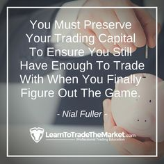 Nial Fuller's Learn To Trade The Market Provides Professional Trading Education Courses Focussing On Price Action Trading Strategies. Trading Quotes, Intraday Trading, Stock Trading Strategies, Trade Finance, Investment Advice, Cryptocurrency Trading, New Students, Technical Analysis, Financial Literacy