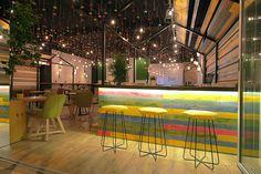 Garden (Macedonia, the former Yugoslav Republic of), Europe Bar | Restaurant & Bar Design Awards