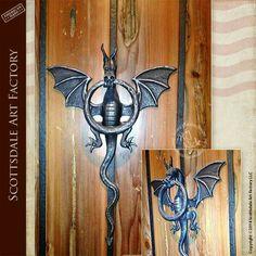 Door Custom - Medieval Castle Doors - CED422 | Door Knockers ...