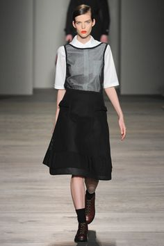 Marc by Marc Jacobs Black and White Outfit