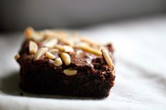Blogschokolade & Butterpost: Baileys Brownies