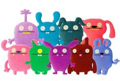 we love ugly dolls around here