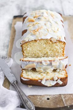 Perfect Coconut Tea Cake- moist, fluffy, delicate coconut cake makes the perfect side to tea. Cupcakes, Cupcake Cakes, Baking Recipes, Cake Recipes, Dessert Recipes, Snack Recipes, Tea Cakes, Food Cakes, Coconut Tea