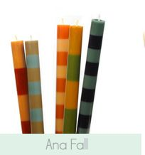Fivestripes - Home of Ana Candles! Striped Home Décor, Accessories, Stationery and Gifts.