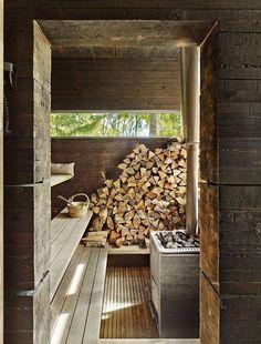 Scandinavian Sauna Culture — UP KNÖRTH - Scandinavian Sauna Culture — UP KNÖRTH NuBuiten inpiratie // We love scandinavian sauna culture! Haal nu je eigen sauna in huis nubuiten. Design Sauna, Design Design, Scandinavian Saunas, Scandinavian Cottage, Modern Saunas, Rustic Saunas, Piscina Spa, Sauna House, Vegetable Gardening