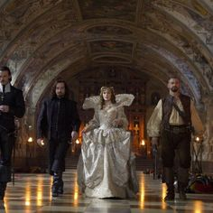 Milla Jovovich - The Three Musketeers (2011)
