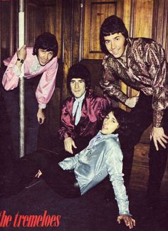 Tremeloes The Tremeloes, Uk Music, The Beatles, Joker, Scene, Fictional Characters, Image, Art, Art Background