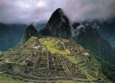 Amazon.com : 500 Piece Mini Puzzle Peru Historic Sanctuary of Machu Picchu : Jigsaw Puzzles : Toys & Games