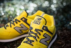New Balance 574 'Yellow' Windbreaker