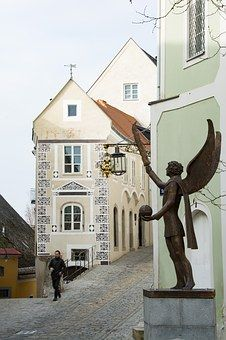 Old Town, Historically, Steyr