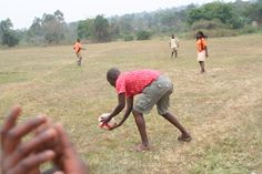 Teachers vs. Students in Uganda www.simoneskids.com Hope In God, Soccer Match, Primary School, Uganda, Students, Teacher, Elementary Schools, Professor