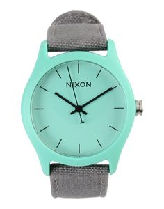 Fancy - Nixon Wrist Watch - Women Nixon Wrist Watches online on YOOX Netherlands
