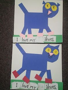 Pete the Cat...love this book!!!!!!