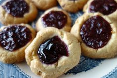 Gluten-Free Thumbprints | KCTS 9 - Public Television