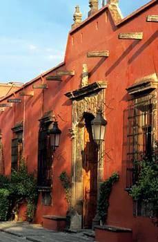 HACIENDA GALINDO HOTEL, San Juan Del Rio, Mexico.