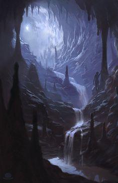 Dark Souls - The Furtive Pygmy Fantasy Artwork, Fantasy Art Landscapes, Fantasy Concept Art, Fantasy Landscape, Landscape Art, Fantasy City, Fantasy Places, Fantasy Kunst, High Fantasy