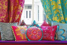 11 Ways to Turn Your Home into a Moroccan Oasis via Brit + Co.