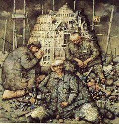 Jerzy Duda-Gracz - Babel 2 (1977)