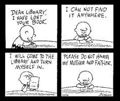 Oh Charlie Brown!