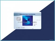 The American Express Blue card is offered by every major airline carrier worldwide. If you travel a lot, you need one. The card is accepted at over 1200 airports in the United States, and is one of the most popular... American Express Blue Card, American Express Credit Card, Amex Gold Card, Amex Card, Visa Card, Major Airlines, Save Your Money, You Changed