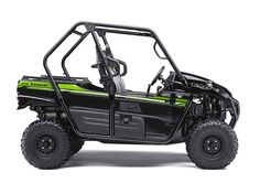 """New 2017 Kawasaki TERYX ATVs For Sale in Illinois. 2017 Kawasaki TERYX, THE KAWASAKI DIFFERENCEThe sporty Teryxâ""""¢ takes the combination of sport performance and essential utility to unprecedented levels.783 cc V-twin engine with strong mid-range power deliveryContinuously Variable Transmission (CVT) with confidence-inspiring engine braking performance under certain conditionsDurable and light weight """"Double-X"""" frame constructionTilt steering, Electric Power Steering (EPS) and tight 16.7…"""