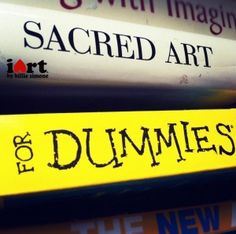 """Sacred Art For Dummies"" by Billie Simone  $5 prints #iphoneography #iphone #photography #gifts"