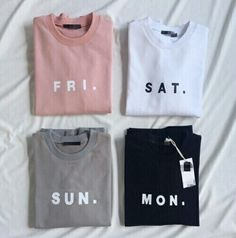 minimal shirts