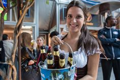 Make plans for Oktoberfest NYC 2016, with our guide to the best parties, beer…