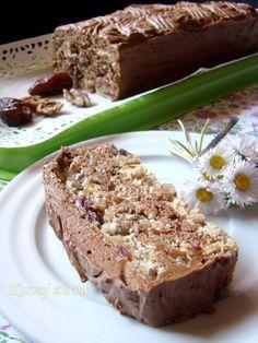 Torte Recepti, Kolaci I Torte, Sweet Recipes, Cake Recipes, Dessert Recipes, Date Cake, Macaroons, Chocolate Cake, Banana Bread