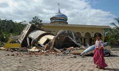 Terremoto mata mais de 90 pessoas na Indonésia