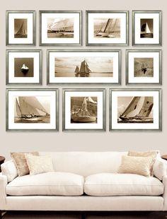 50 Stunning Photo Wall Gallery Ideas 46