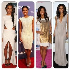 Our style icon for this week is the beautiful and talented Gabrielle Union. I have always loved Gabrielle Union's style and I will do almost anything to have some pieces from her Being Mary Jane wa...