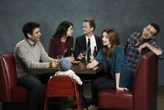 """""""How I met Your Mother"""" is as my life should be."""