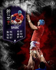 Card I created for welsh rugby player Justin tipuric as a reward for his man of the match performance Welsh Rugby Players, Six Nations Rugby, Man Of The Match, Cards, Movie Posters, Men, Film Poster, Guys, Maps