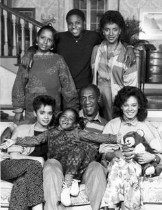The Cosby show- jeugdsentiment