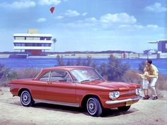 Chevrolet Corvair Coupé - 1963