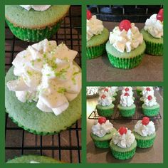 Kate Bakes Cakes: The Shamrock Shake Takes Solid Form. There are very few ways to improve upon McDonald's Shamrock Shake recipe, but naturally I had to try my hand at making them in cake form. Thus the Boozy Shamrock Shake cupcake with Baileys white chocolate whipped frosting came to be. You can now enjoy the exact same Shamrock Shake taste with zero worries about brain freezes!