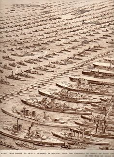 Every Ship Lost by Great Britain in WWII - Quiet Images of Great Loss and Heroism–British Navy Losses, 1945