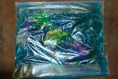 Ocean Sensory Bag