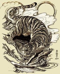fugu-suicide:  Horimouja