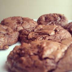 Biscoitos Brownie