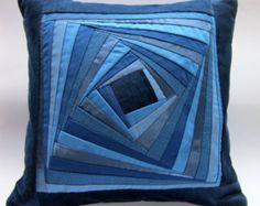 Regalo de almohada funda de almohada acolchada caso Patchwork