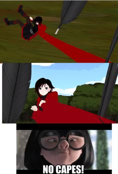 rwby memes - Google Search  Hahahahaha this is exactly what popped into my mind when I first saw this scene